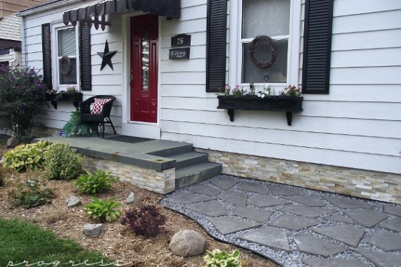 Walk This Way – DIY Walkway Ideas