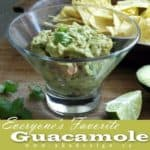 favorite guacamole recipe