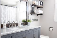 Farmhouse-Bathroom-Counter