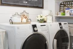 farmhouse-laundry-room-shelves-and-art