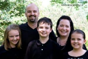 DEAN AND SHANNON ACHESON AND FAMILY AUG 2014