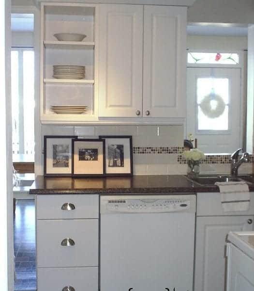 dishwasher side