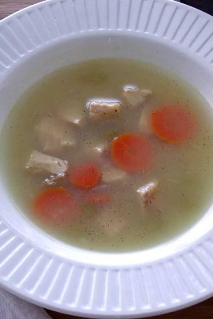 Basic Chicken Soup