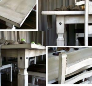aka design farmhouse table