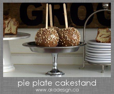 pie plate cakestand thumb