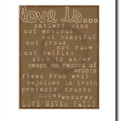 Love is…Printable Art