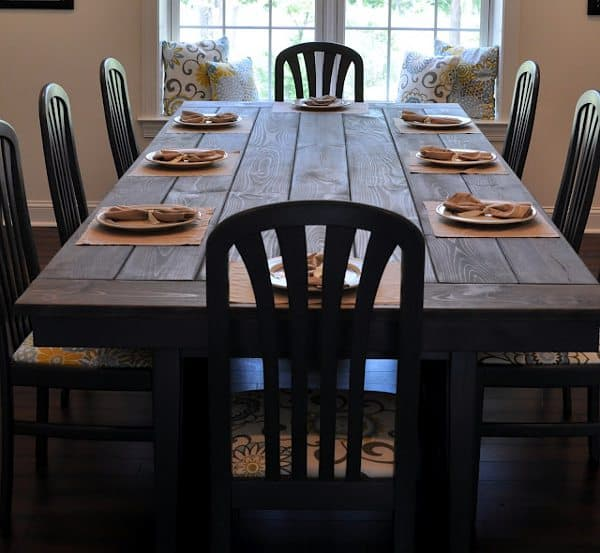 farmhouse table remix by the real housewives of buck county