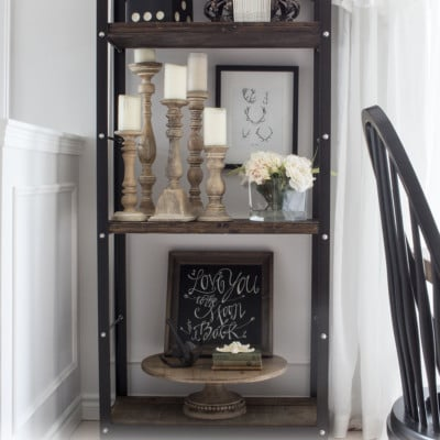 How to Style Bookshelves in 6 Steps