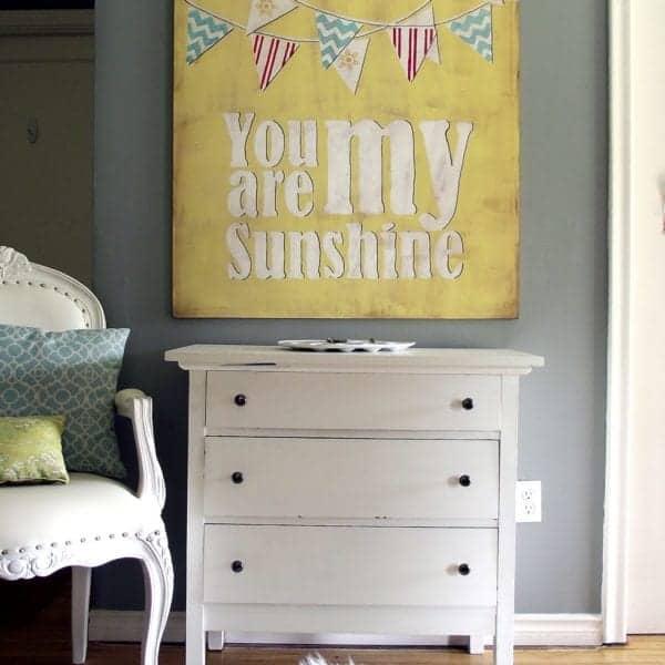 aka design you are my sunshine