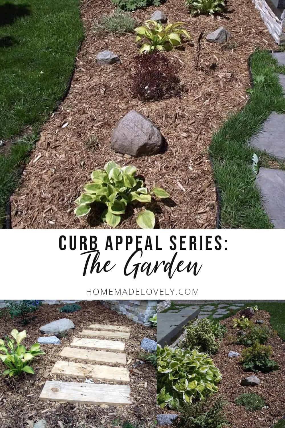 curb appeal the garden