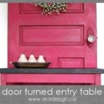 door turned entry table thumb