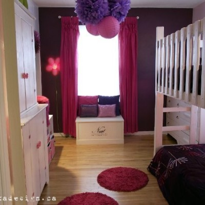 Girls' Room MEGA Post (DIYs, Resources, Tips & Photos)