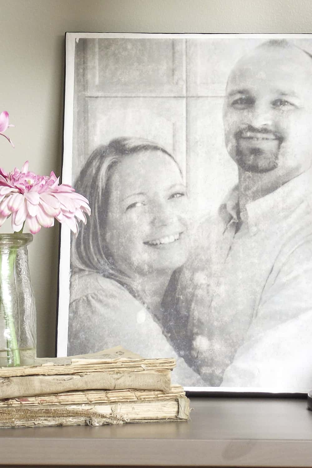 custom canvas photo art