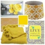 Color of the Month | Decorating with Yellow