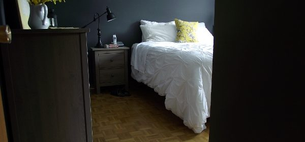 New Master Bedroom Progress