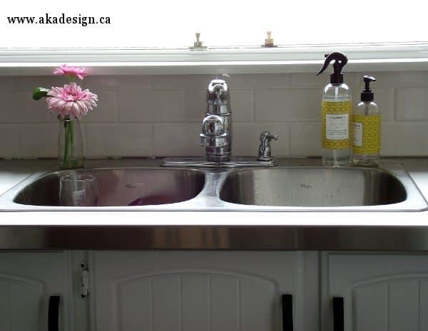 Kitchen progress aka design for Caulking kitchen cabinets