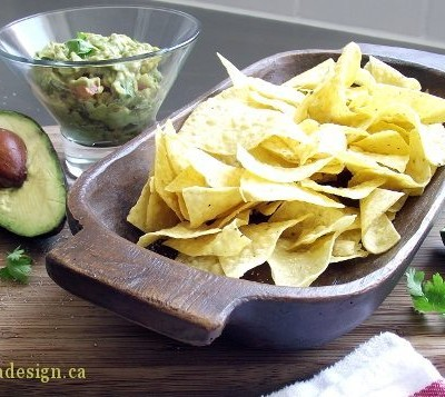 Everyone's Favorite Guacamole