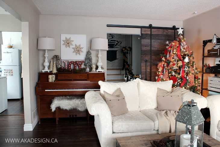 Decorating Ideas > Our House Tour  Our Third House ~ 062026_Christmas Decoration Ideas Piano