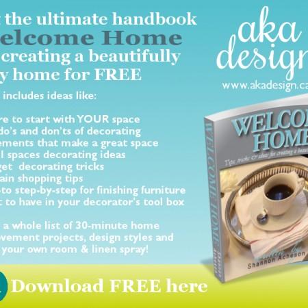 freebie for newsletter signup