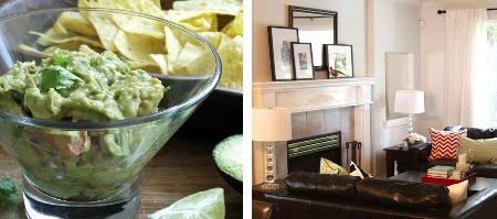 guacamole and hodge podge