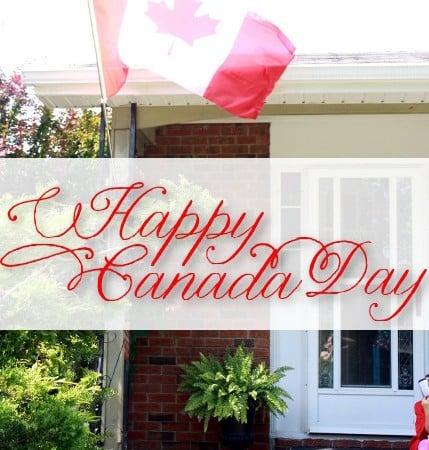 Happy Canada Day 2013