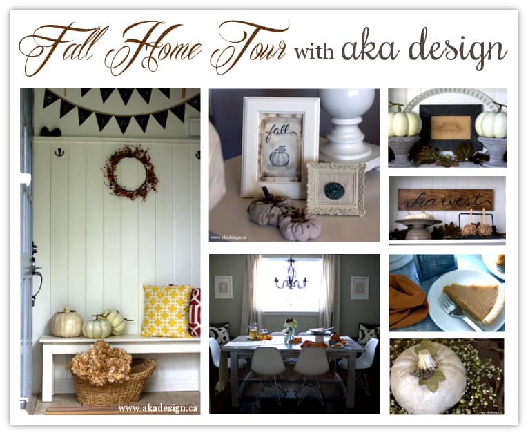 fall home tour #allthingshome