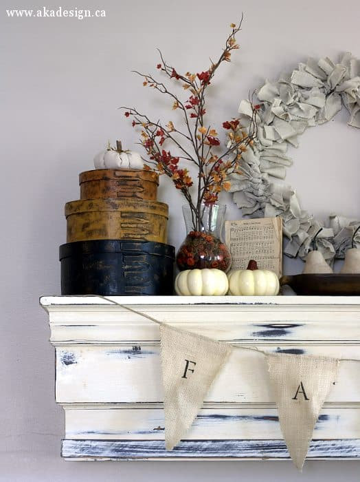 fall mantel left side 4