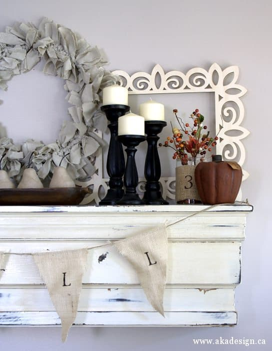 fall mantel right side 2