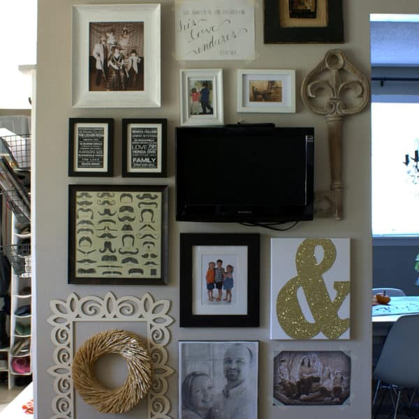 gallery wall for featured image