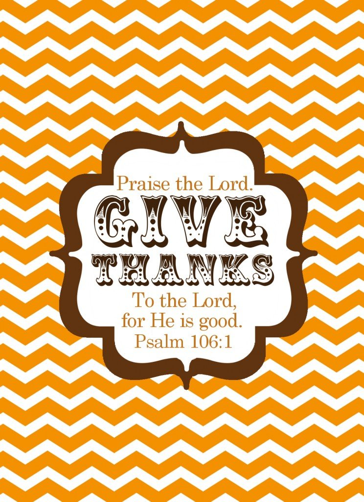 Give Thanks To The Lord Colouring Pages page 3