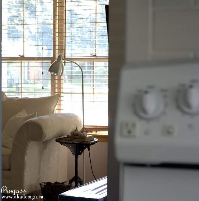 kitchen progress favorite view to the driveway