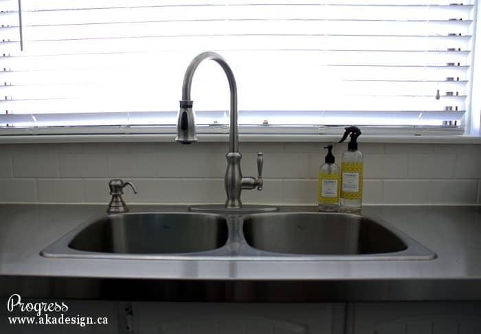 kitchen progress pfister faucet