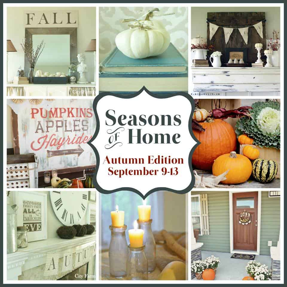 seasons of home - autumn edition