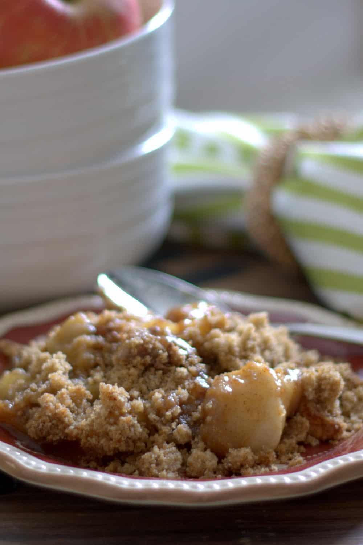 My Mom's Apple Crisp | Recipe