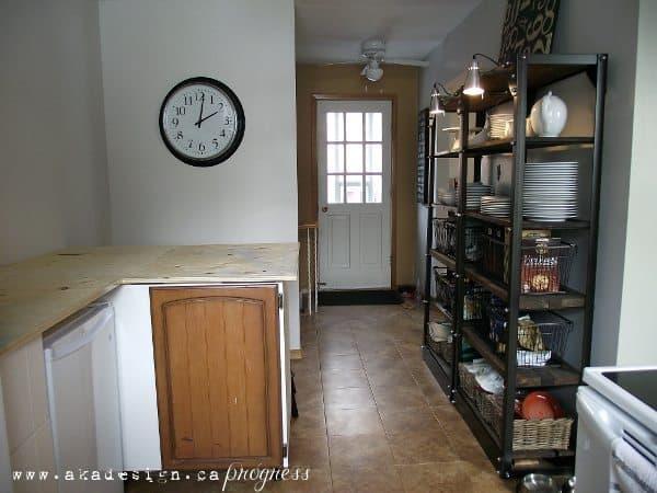 kitchen east end