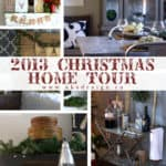 Farmhouse Modern Christmas Home Tour | Our House