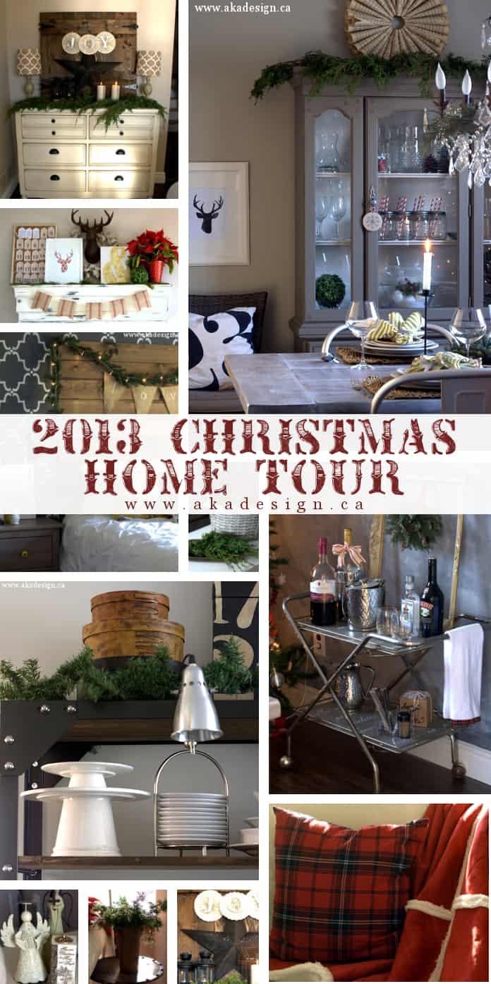 Aka Design Christmas Home Tour Collage Home Decorators Catalog Best Ideas of Home Decor and Design [homedecoratorscatalog.us]