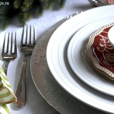A Christmas Dining Room | Holiday Decorating