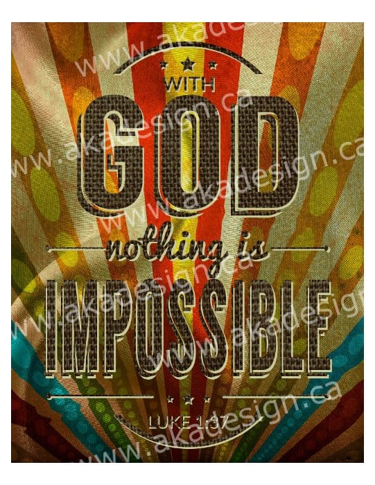 nothing is impossible for blog post
