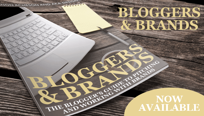 BLOGGERS AND BRANDS now available