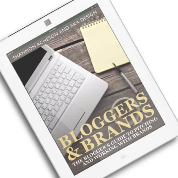 bloggers and brands ipad twisted