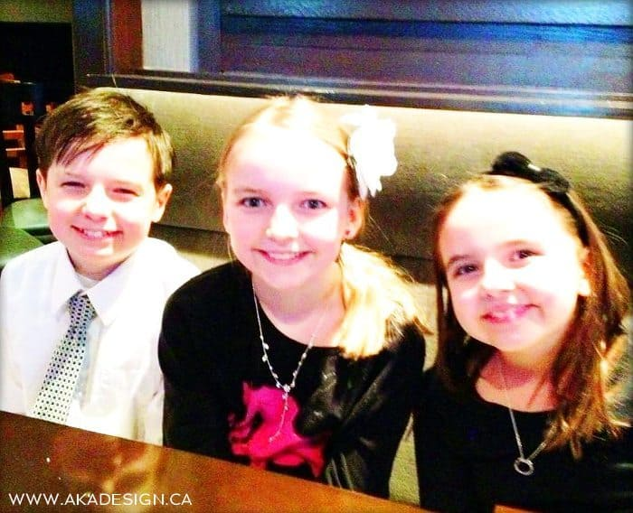 THREE KIDS 2013