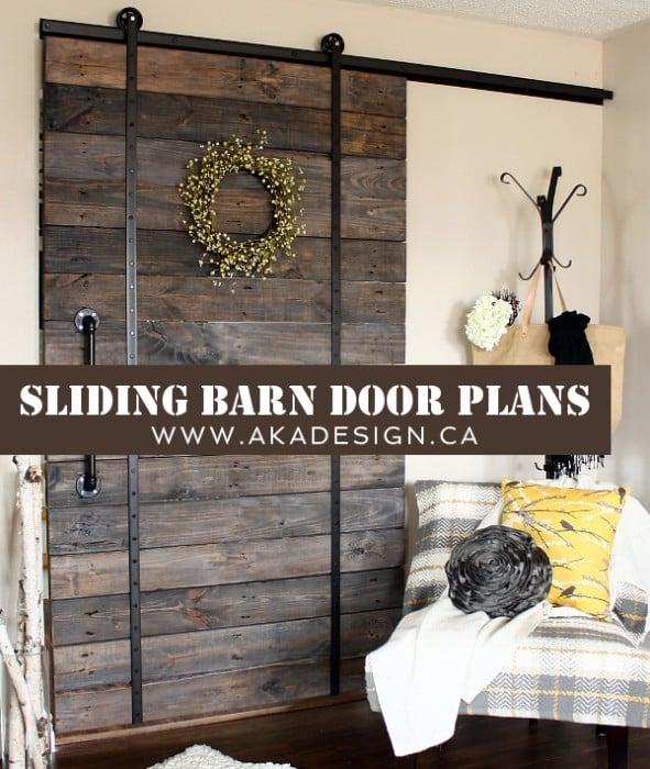 Plans To Build A Barn Door