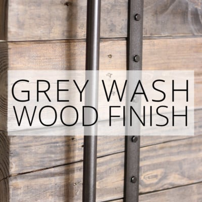 Grey Wash Wood Finish – How to Get the Grey Distressed Look on Your Own Furniture