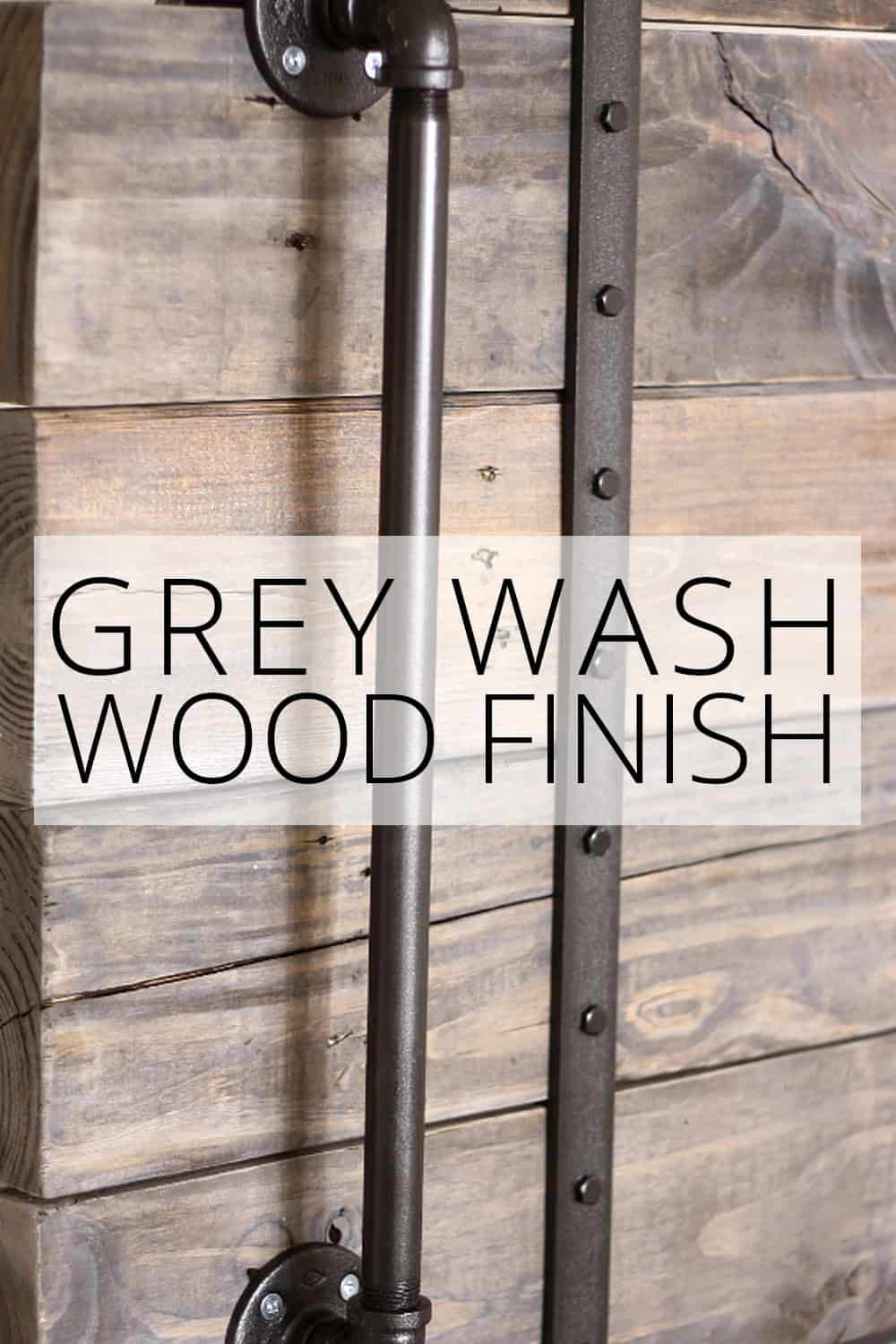 Grey Wash Wood Finish How To Get The