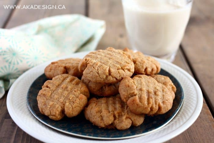 grandma's cookie recipe | www.akadesign.ca
