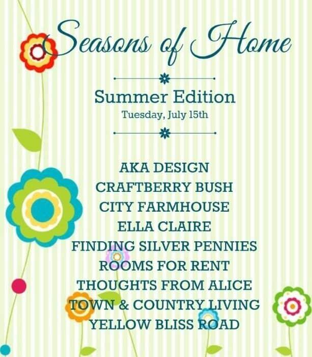 seasons of home summer edition