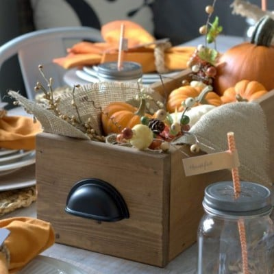 Fall Decorating and Crafts