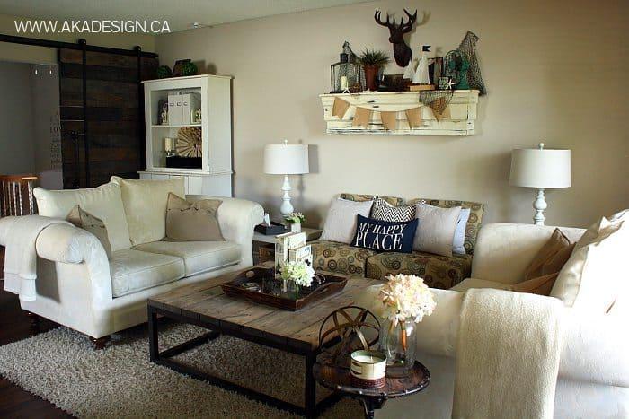 LIVING ROOM | WWW.AKADESIGN.CA