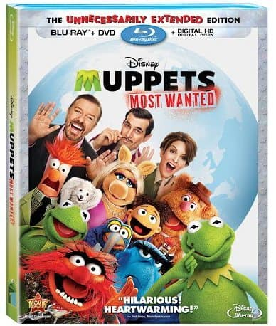 #MuppetsMostWanted